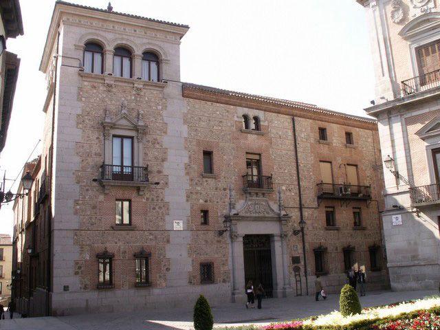 La arquitectura de madrid en la historia el purismo for La arquitectura en espana