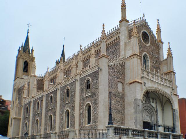 La arquitectura en madrid a lo largo de la historia iii for La arquitectura en espana