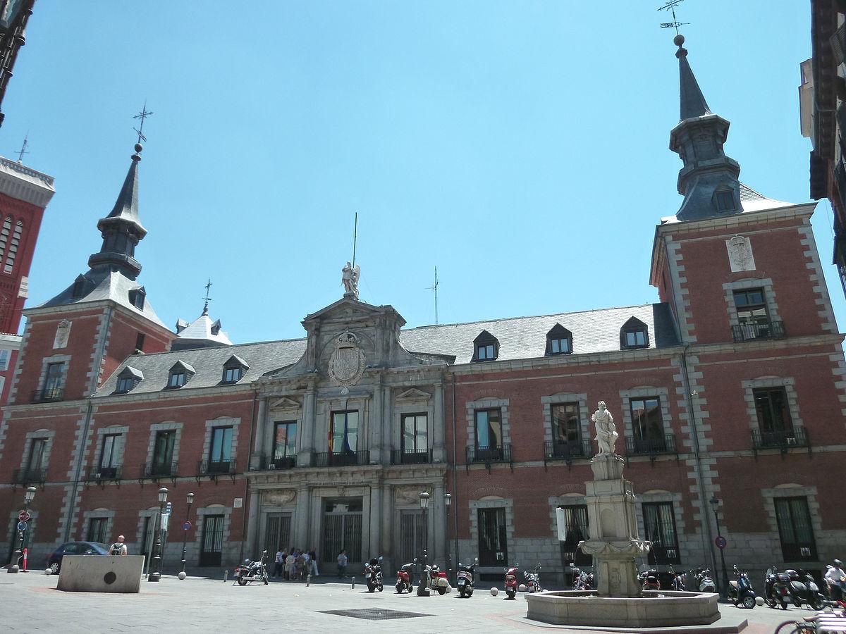 La arquitectura en madrid en la historia el estilo for La arquitectura en espana