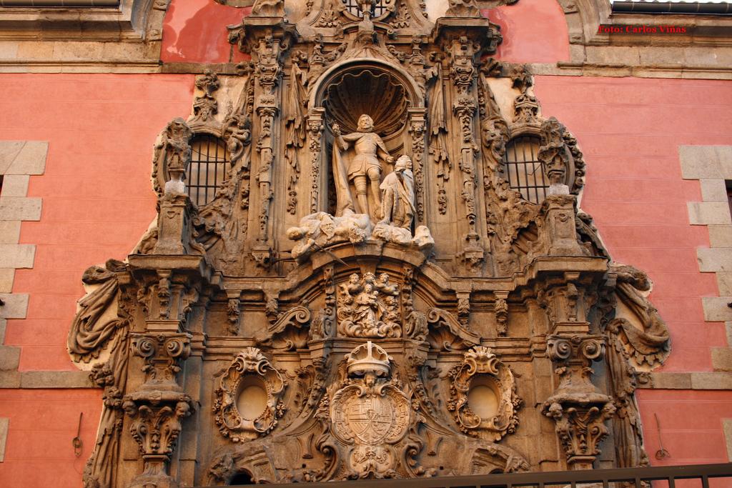 La arquitectura de madrid en la historia el periodo for La arquitectura en espana